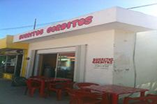 Burritos Gorditos Cozumel Mexico