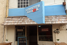 Lobster Shack Cozumel Mexico